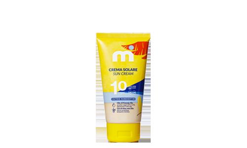 Crema solare 10