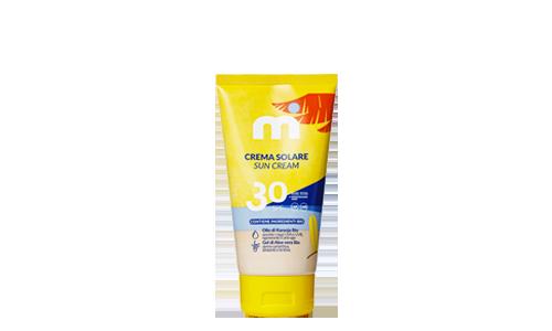 Crema solare 30