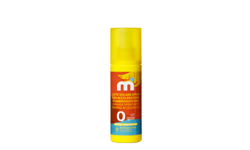 LATTE  SOLARE SPRAY SPF 0